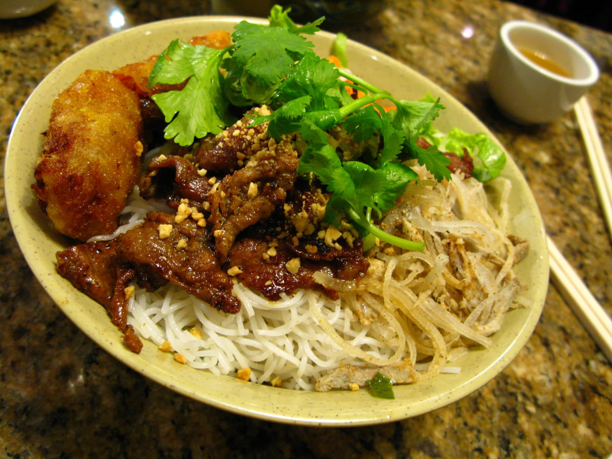 Ossington Restaurants: Golden Turtle serves Vietnamese dishes.