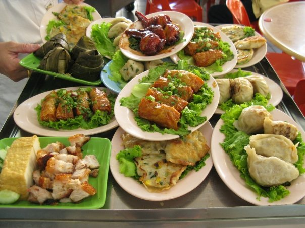 Eating My Way Through Penang Malaysia