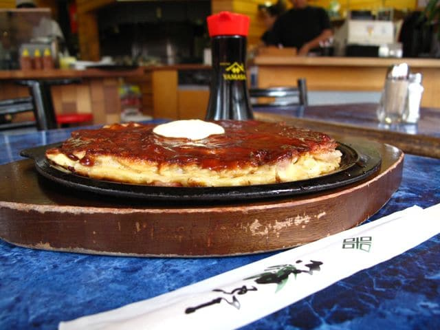 Okonomi House Restaurant in Toronto's Yorkville