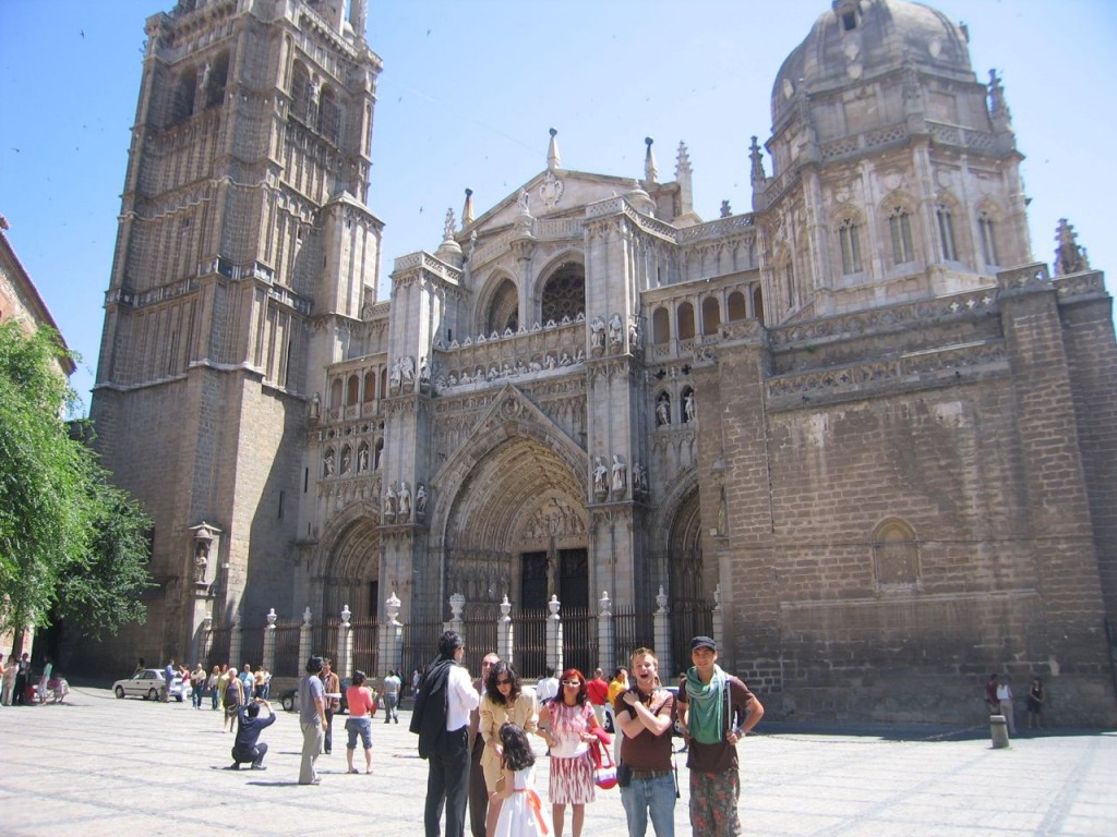 Travel to Madrid and Toledo, Spain