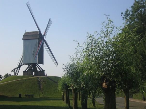 Travel to Bruges, Belgium