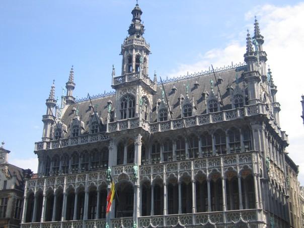 Travel to Brussels, Belgium
