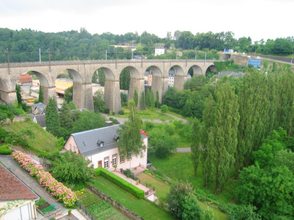A Quick Trip to  Luxembourg
