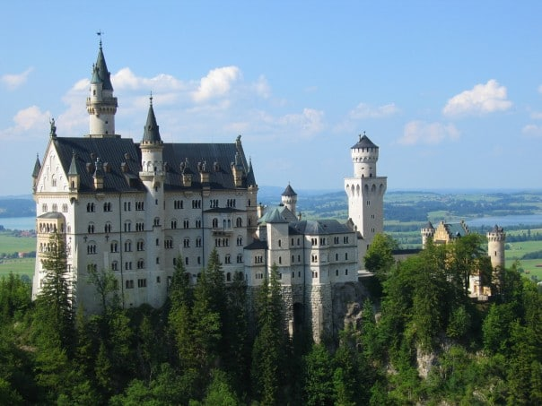 Travel to Bavaria, Germany