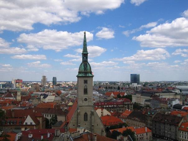 Quick Trip to Bratislava, Slovakia