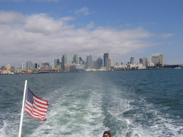 Travel to San Diego, California