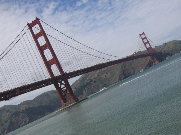Travel to San Francisco, California