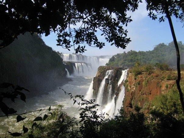 Travel to Iguazu Falls, Argentina