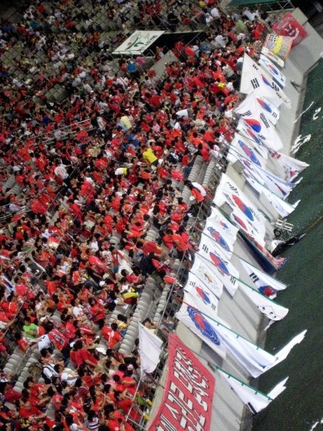 North Korea vs South Korea World Cup Qualifying Match