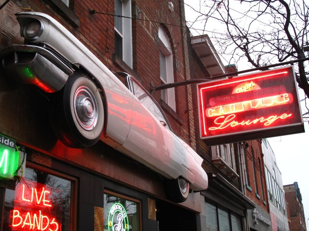 Review: The Cadillac Lounge, Toronto