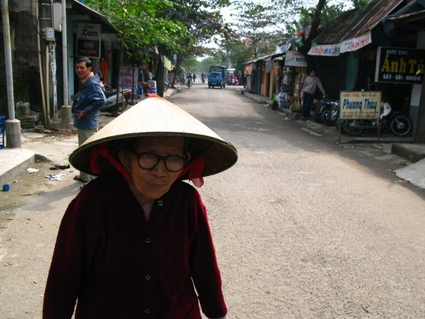 Travel to Hue, Vietnam