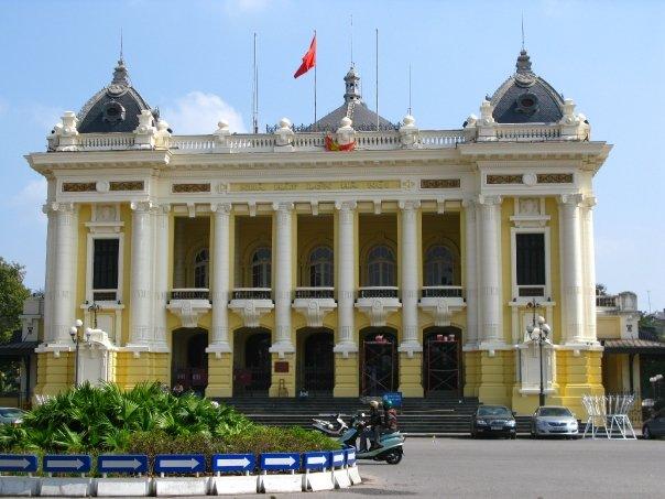Travel to Hanoi, Vietnam