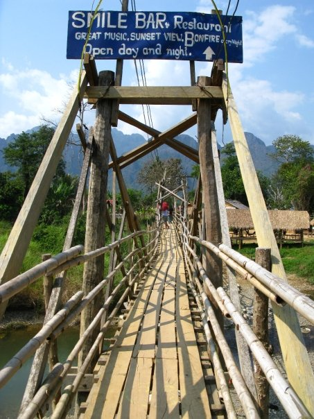 Travel to Vang Vieng, Laos