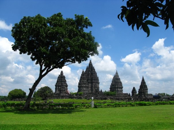 Borobodur and Prambanan, Indonesia