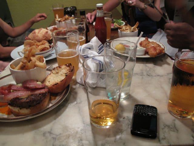 Enjoy a craft beer feast at Toronto's best British pub.