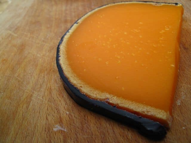 Cheese: Mimolette