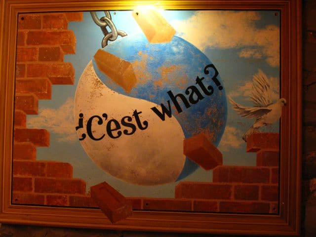 Review: C'est What?, Toronto