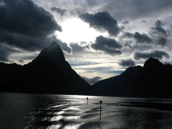 Travel to Milford Sound, New Zealand