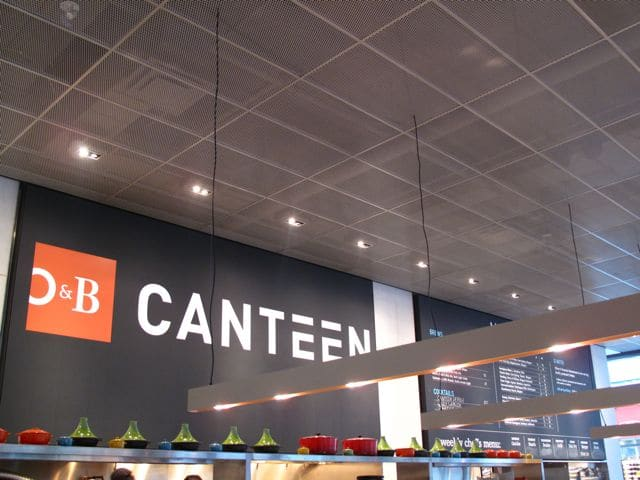 Review: The Canteen, Toronto
