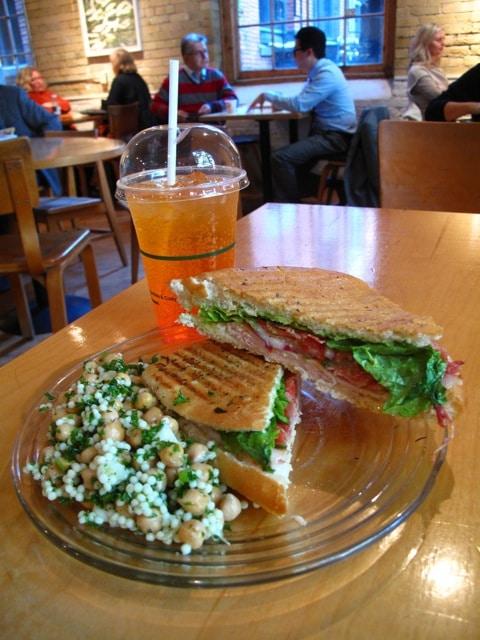 Review: The Roastery Coffee House, Toronto