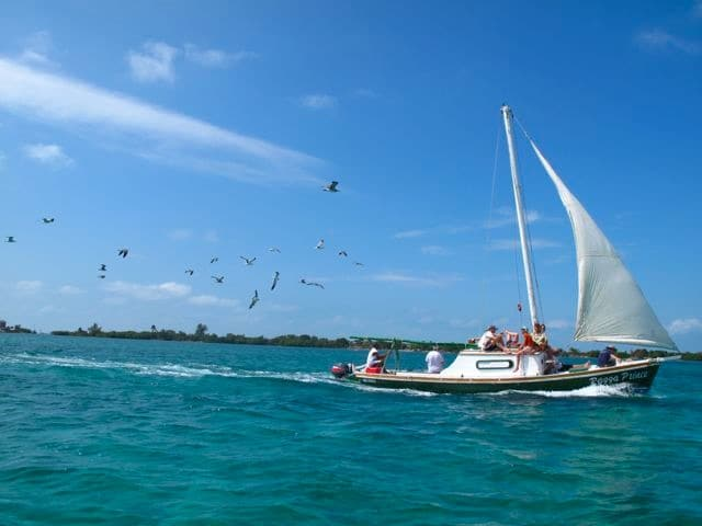 Snorkelling with Raggamuffin Tours, Belize