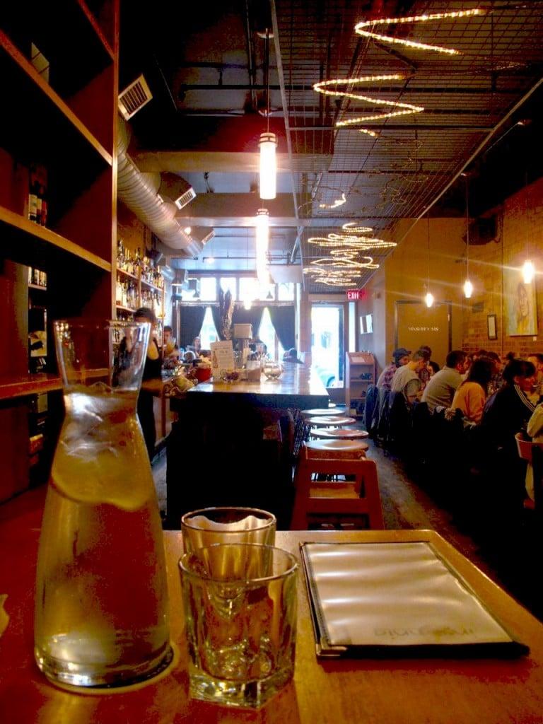 Review: Insomnia Cafe, Toronto