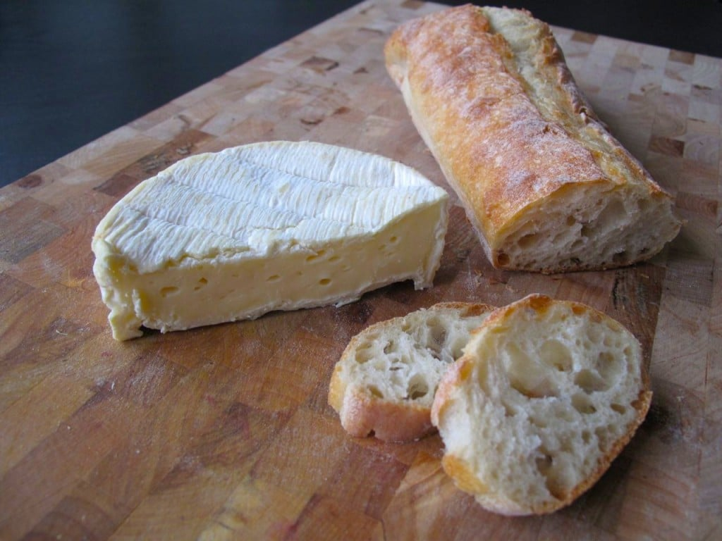 Cheese: Le Rustique Camebert