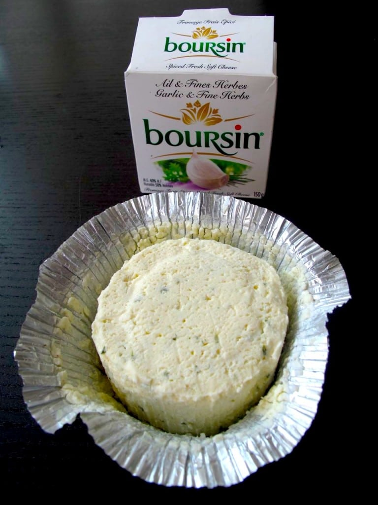 Cheese: Boursin