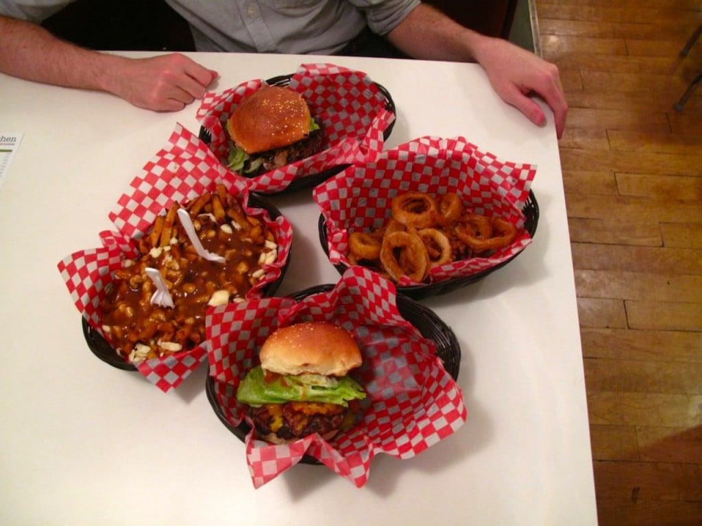 Great Burger Kitchen: Poutine and Gourmet Burgers in Toronto