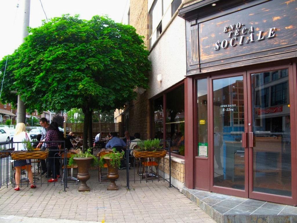 Review: Enoteca Sociale, Toronto