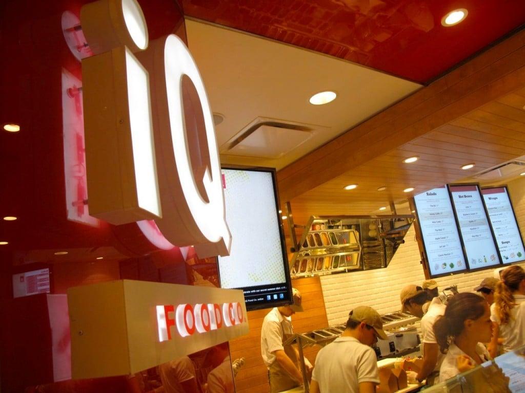 Review: iQ Food Co, Toronto
