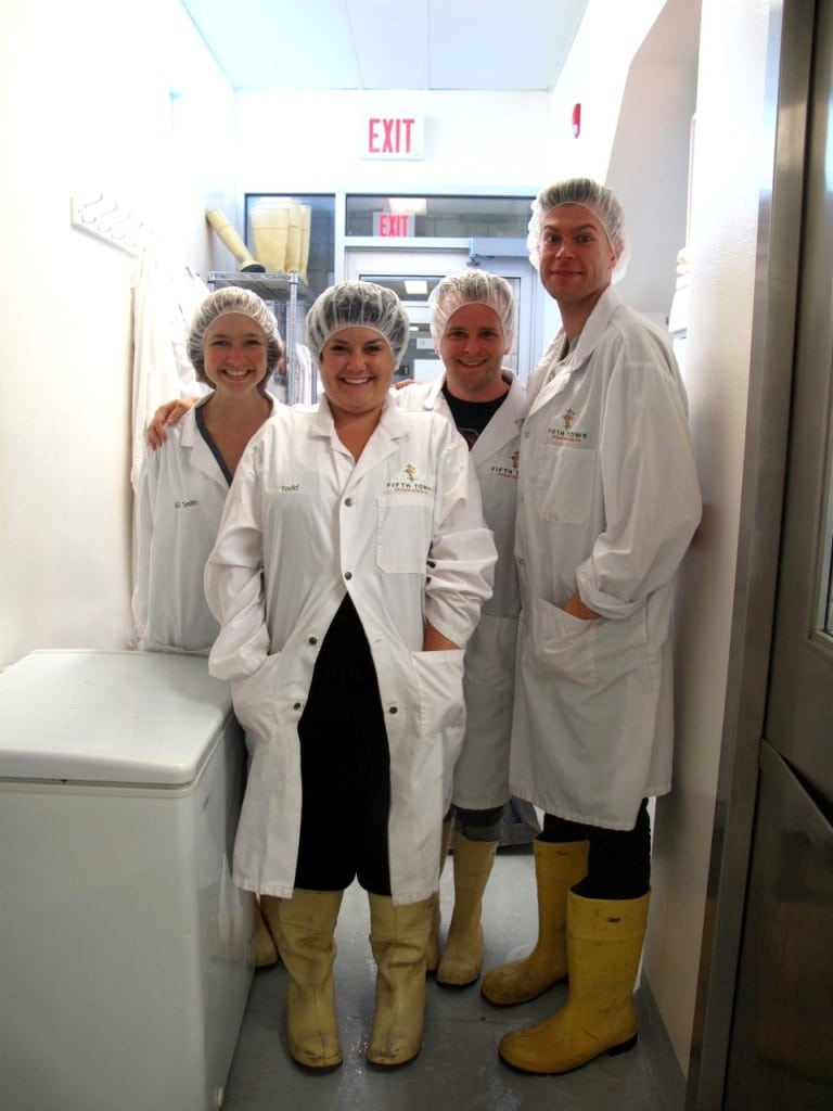 A Tour of Fifth Town Cheese in Prince Edward County