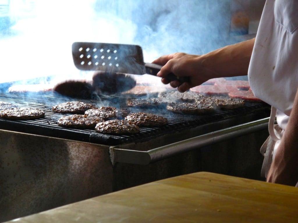 Weber's Hamburgers in Orillia