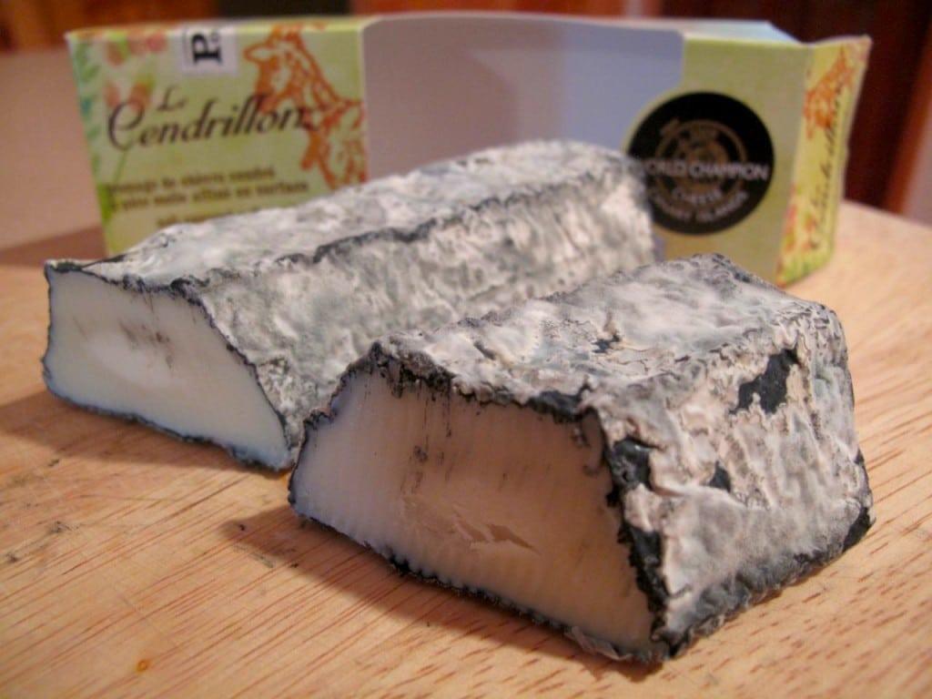 Le Cendrillon: Quebec's Award Winning Cheese