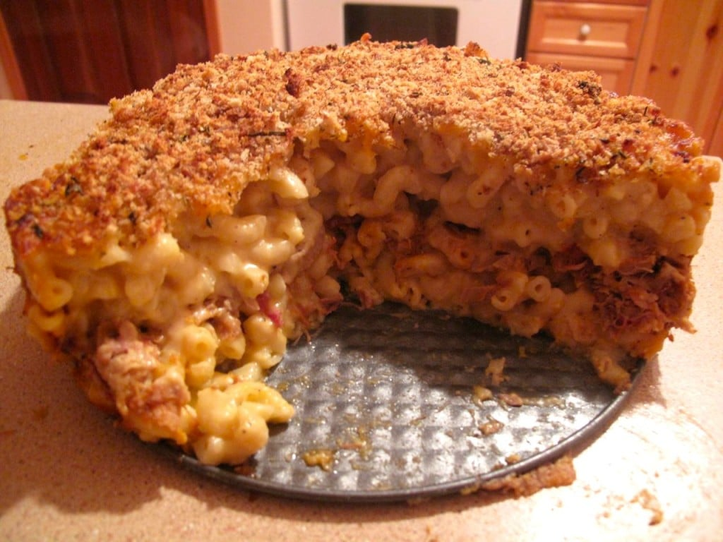 Best Homemade Pulled Pork Mac and Cheese Recipe
