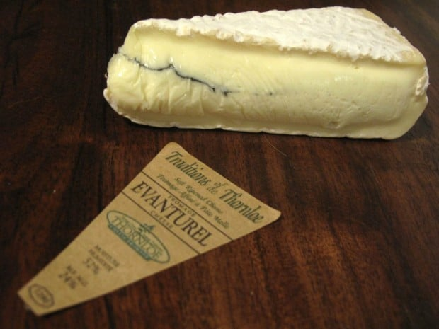 Evanturel Cheese by Thornloe in Ontario