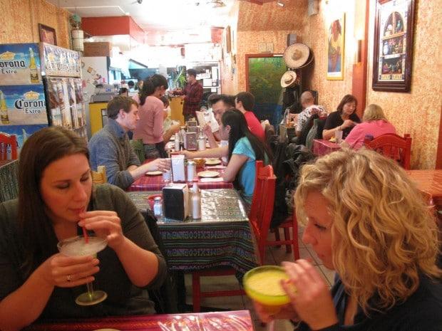 Mexican Taco Feast at El Trompo in Toronto