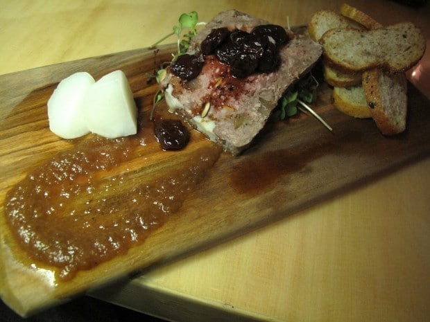 French Feast at The Gabardine on Bay Street in Toronto