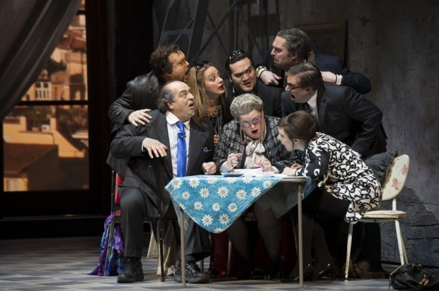 A Florentine Tragedy and Gianni Schicchi by Canadian Opera Company