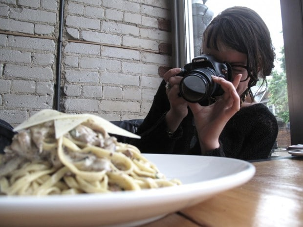 Pizzeria Defina on Roncesvalles in Toronto