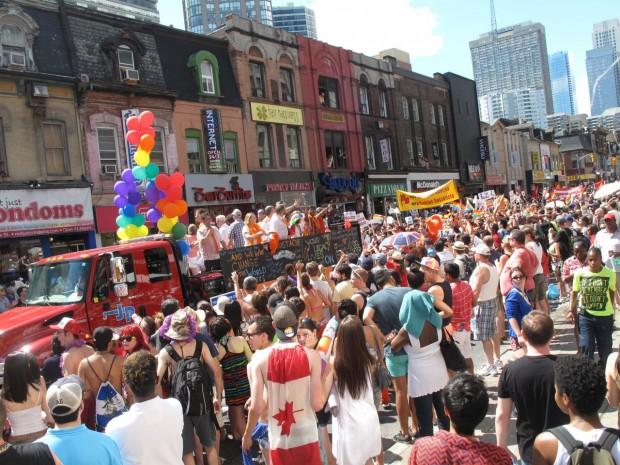 Toronto Pride's a Party