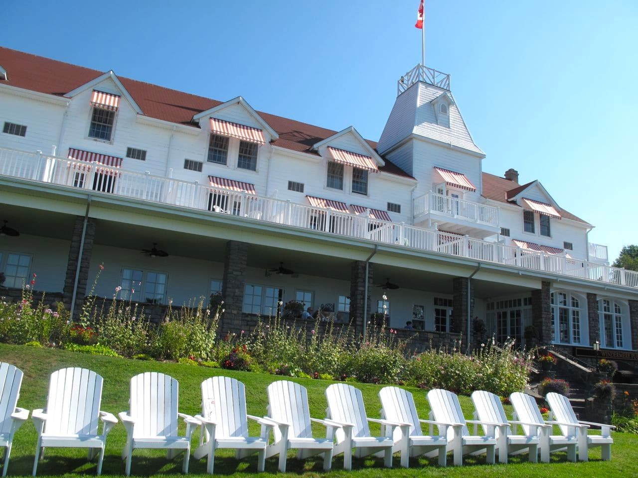 Enjoy a relaxing spa day in Muskoka at the historic boutique hotel, Windermere House.