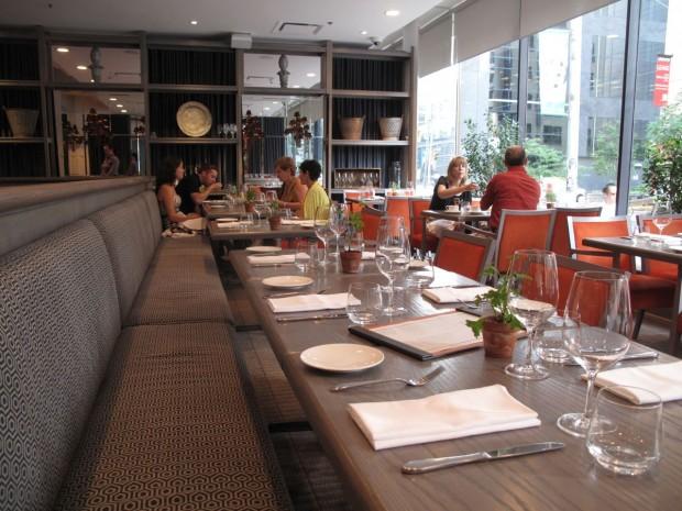 Italian at Little Anthony's Restaurant in Toronto