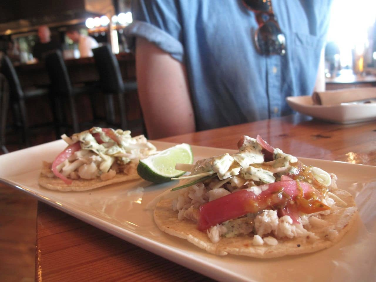 More tacos at Plank Oakville.