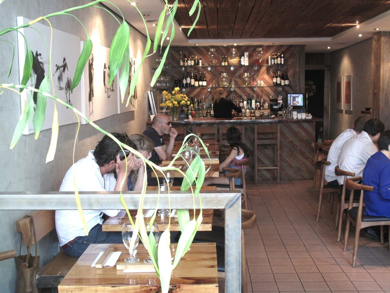 Yorkville Restaurants: Koko Share Bar offers playful Korean and Japanese dishes.