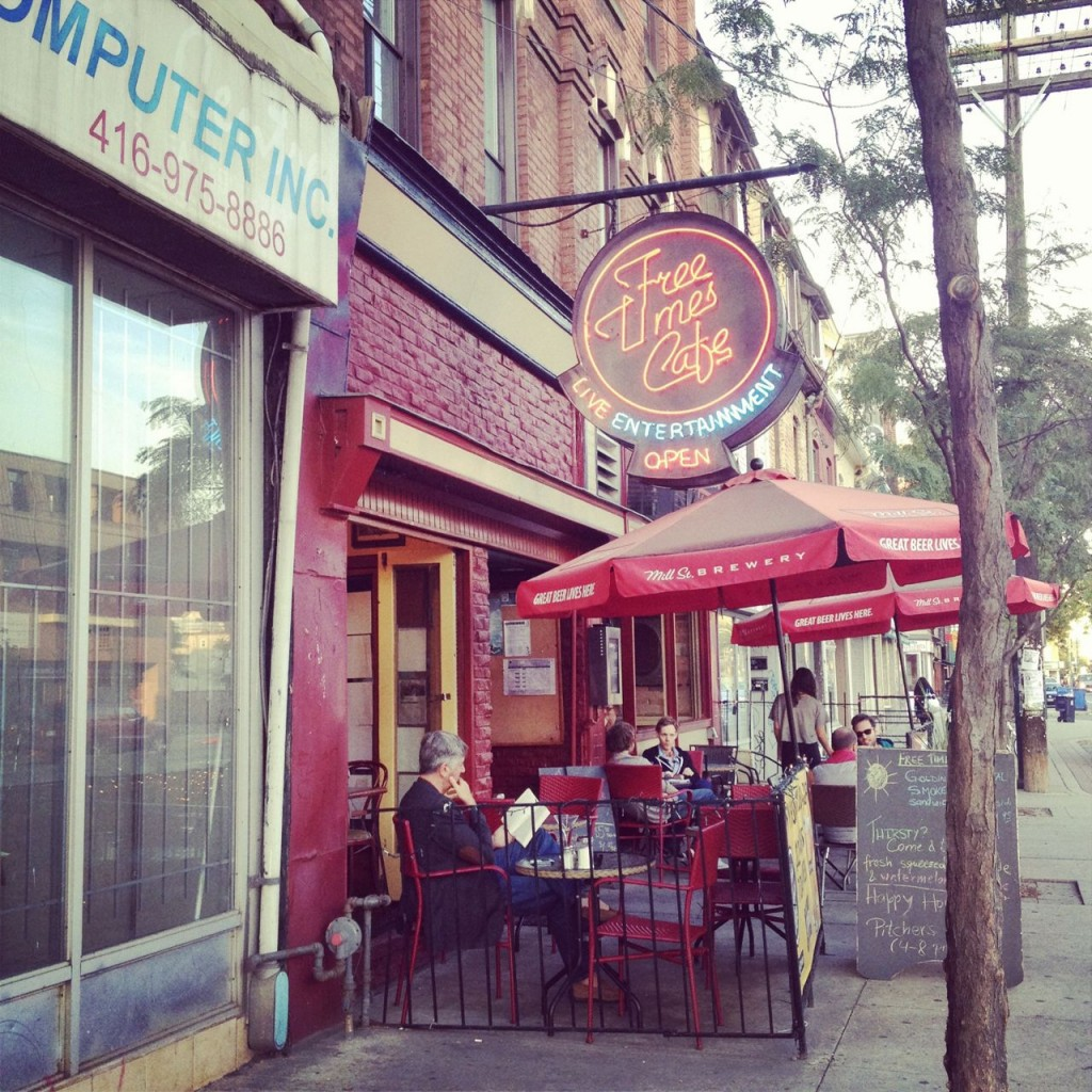 Jewish Brunch at Free Times Cafe in Toronto