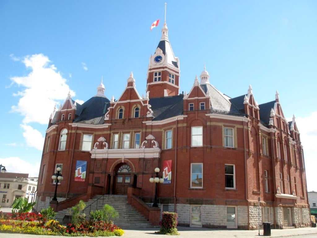 Travel to Stratford, Ontario