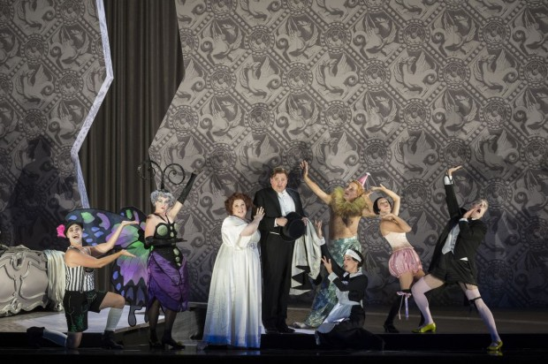 Die Fledermaus by The Canadian Opera Company