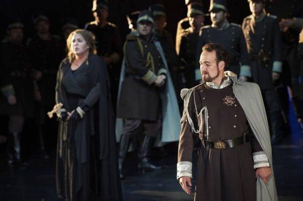 Il Trovatore by The Canadian Opera Company