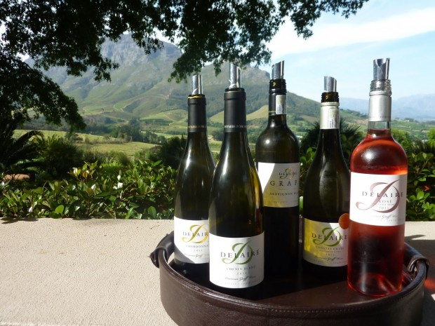 Wine Tour of Stellenbosch and Franschhoek in South Africa
